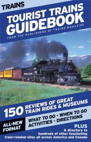 9780871162373: Tourist Trains Guidebook