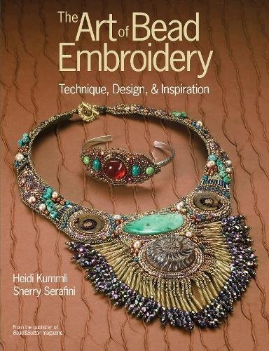 9780871162434: The Art of Bead Embroidery