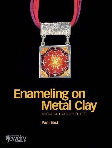 9780871162458: Enameling on Metal Clay