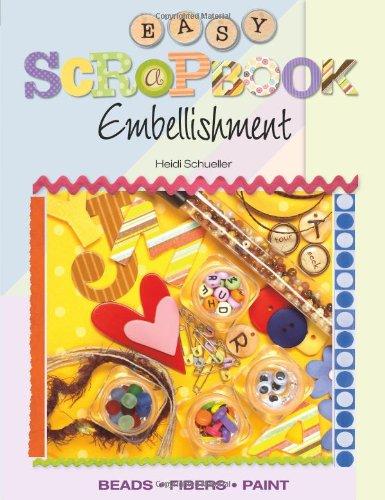 9780871162496: Easy Scrapbook Embellishment