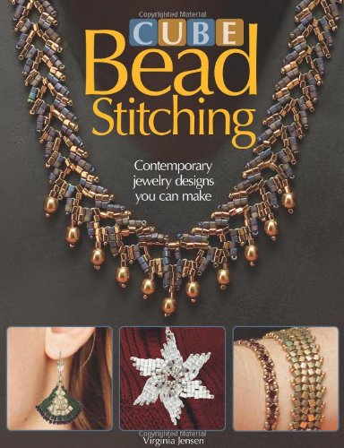 9780871162816: Cube Bead Stitching: Contemporary Jewelry Designs You Can Make
