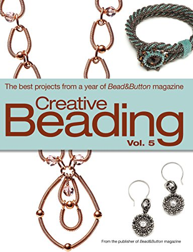 9780871162922: Creative Beading Vol. 5: The Best Projects from a Year of Bead&Button Magazine