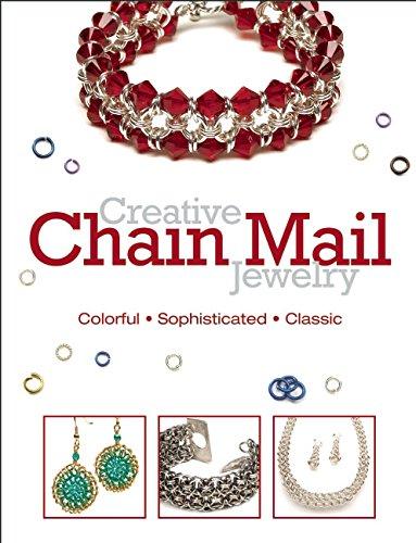 9780871164216: Creative Chain Mail Jewelry