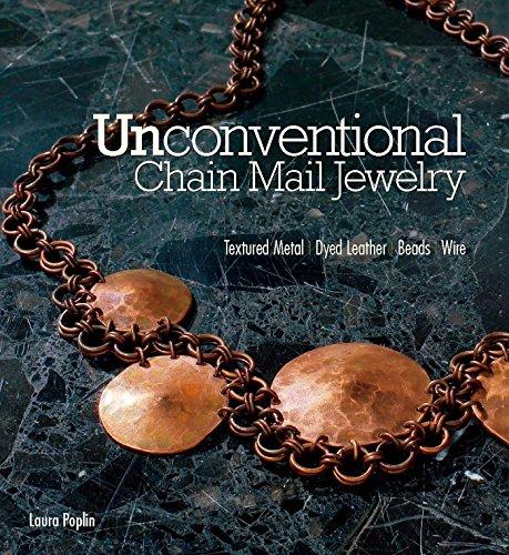 Unconventional Chain Mail Jewelry Poplin,Laura