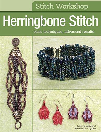 9780871164544: Stitch Workshop: Herringbone Stitch: Basic Techniques, Advanced Results