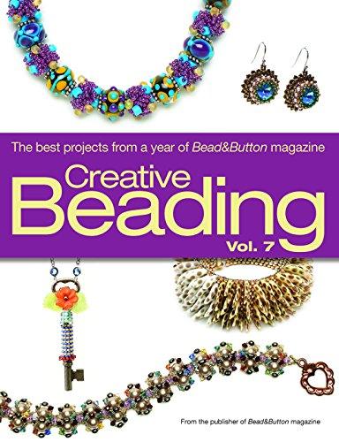 9780871164827: Creative Beading, Volume 7