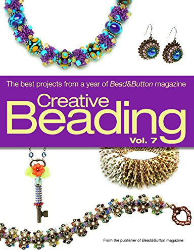 9780871164827: Creative Beading: The Best Projects from a Year of Bead&button Magazine: 7