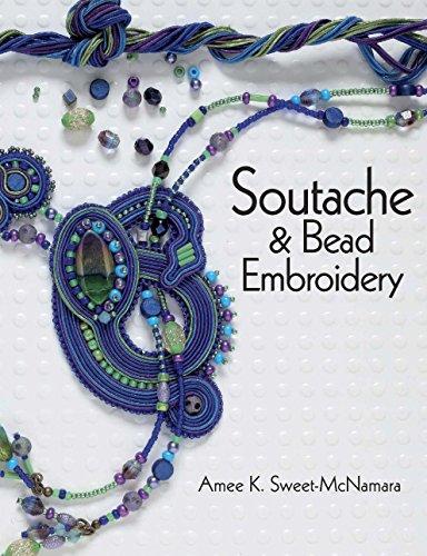 9780871167507: Soutache & Bead Embroidery