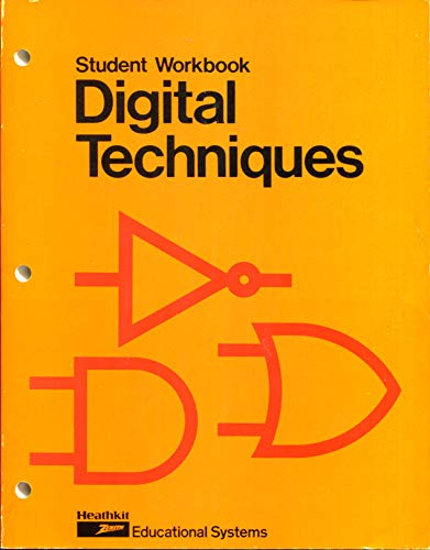 9780871191199: Digital Techniques: Student Workbook