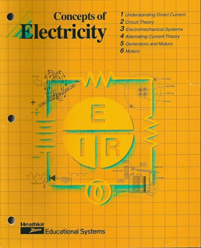 9780871191625: Concepts of Electricity: Student Workbook