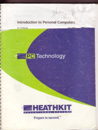 INTRODUCTION TO PERSONAL COMPUTERS