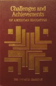 Challenges and Achievements of American Education: 1993 Yearbook of the Association for Supervision...