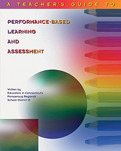 9780871202611: Teacher's Guide to Performance-Based Learning and Assessment