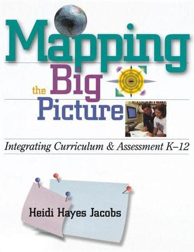 9780871202864: Mapping the Big Picture: Integrating Curriculum and Assessment K-12 (Professional Development)