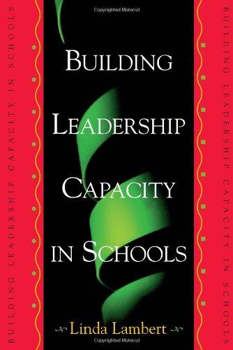 9780871203076: Building Leadership Capacity in Schools