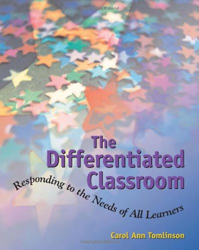 9780871203427: The Differentiated Classroom: Responding to the Needs of all Learners (Professional Development)