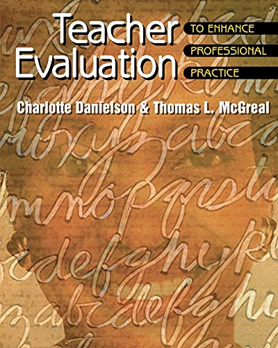 9780871203809: Teacher Evaluation to Enhance Professional Practice