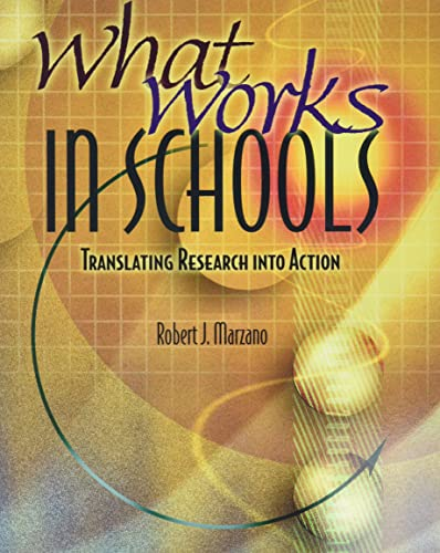9780871207173: What Works in Schools: Translating Research Into Action