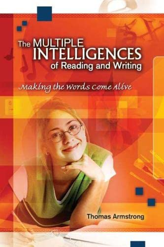 9780871207180: The Multiple Intelligences of Reading and Writing: Making the Words Come Alive