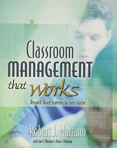 9780871207937: Classroom Management That Works: Research-Based Strategies for Every Teacher
