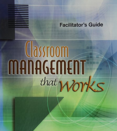 9780871208682: Classroom Management That Works