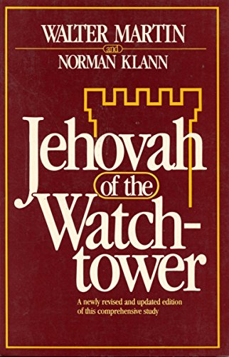 9780871232670: Jehovah of the Watchtower