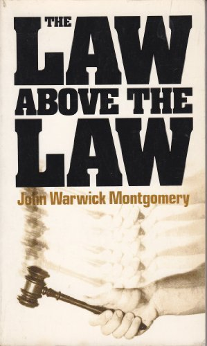 9780871233295: The Law Above the Law