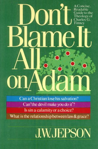 9780871234377: Don't Blame It All on Adam
