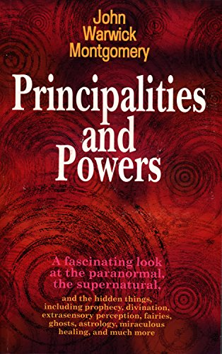 9780871234605: Principalities and powers: The world of the occult (Dimension books)