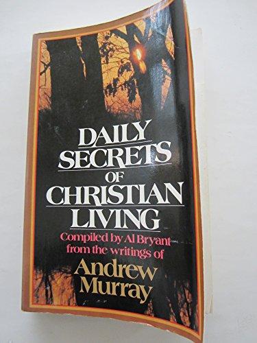9780871235008: Daily Secrets of Christian Living
