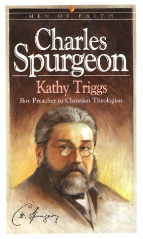 9780871236678: Charles Spurgeon (Men of Faith)