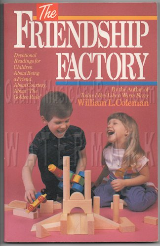 9780871236708: The Friendship Factory