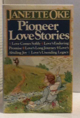 9780871239693: Pioneer Love Stories