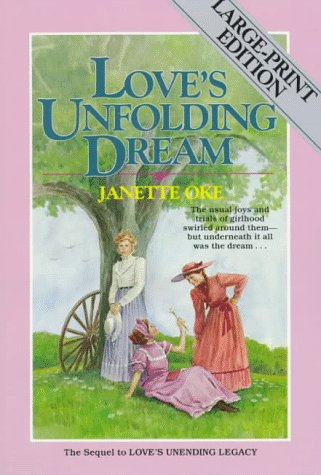 9780871239808: Love's Unfolding Dream LP (Love Comes Softly)