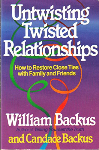 9780871239983: Untwisting Twisted Relationships