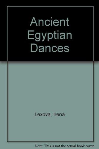 9780871270481: Ancient Egyptian Dances (Dance horizons series ; 48)