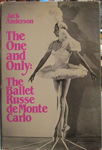 The one and only: The Ballet Russe: Jack Anderson