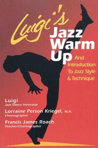 9780871272027: Luigi's Jazz Warm Up: An Introduction to Jazz Style & Technique