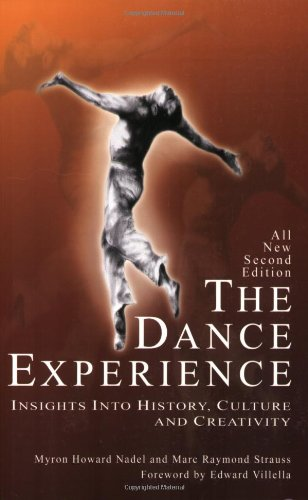 9780871272515: The Dance Experience: Insights into History, Culture and Creativity
