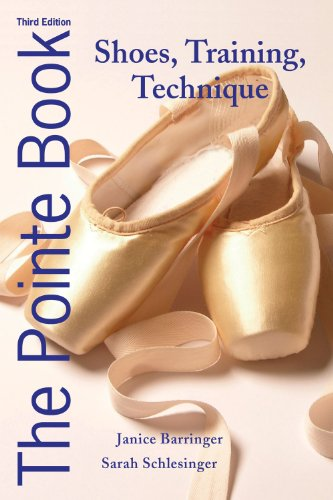 9780871273574: The Pointe Book: Shoes, Training, Technique