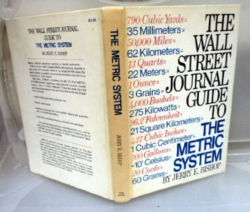 9780871285386: The Wall Street journal guide to the metric system