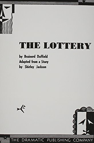 9780871292643: The Lottery