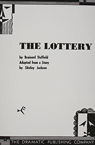 Lottery (L31): Shirley Jackson