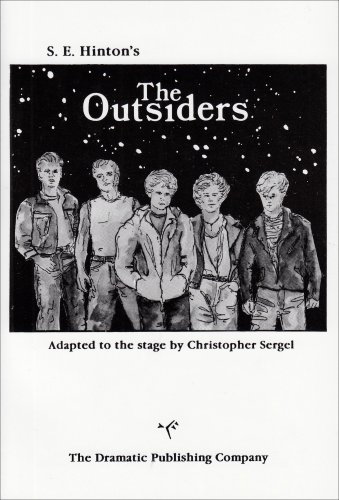 9780871292773: The Outsiders (A Full Lenth Play in Two Acts)