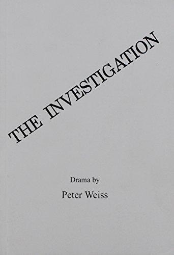 9780871293404: Investigation