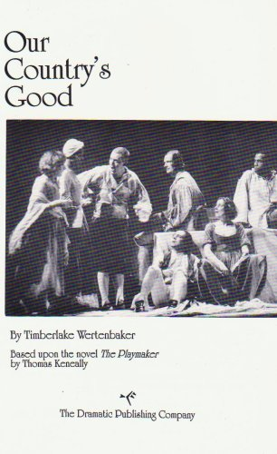Our Good Life Top Ten Rainbow Cupcakes: Our Country's Good By Timberlake Wertenbaker: Dramatic
