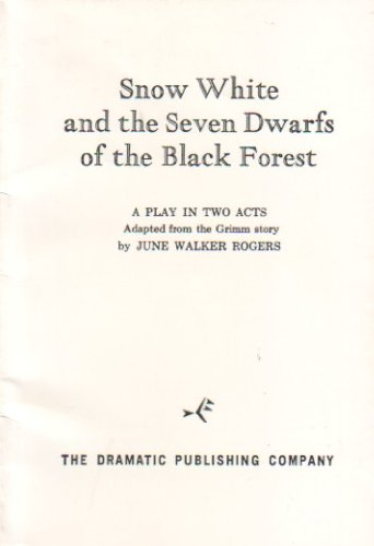 9780871294401: Snow White and the 7 Dwarfs of the Black Forest
