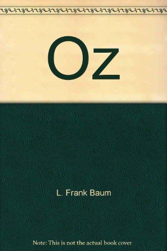 9780871297136: Oz