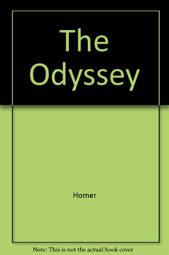 Homer's the Odyssey: A Play with Music