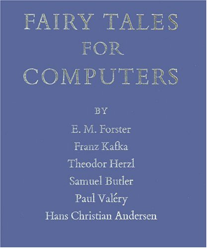 9780871300041: Fairy Tales for Computers
